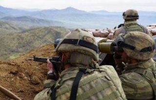Hakkari'de operasyon: 6 terörist öldürüldü!
