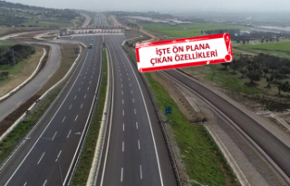 İstanbul-İzmir arasında kısalan yol tasarrufu...