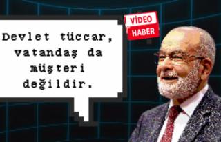 İstanbul-İzmir otoyolu için Karamollaoğlu 'oyunu'