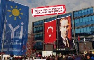 İYİ Parti GİK belli oldu: İzmir'den sadece...