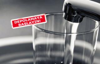 İzmir'de 10 güne varan su kesintileri yaşanacak!