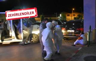 İzmir'de 'amonyak' faciası: 25 işçi...