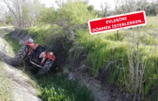 İzmir'de feci kaza! Baba öldü, kızı yaralı