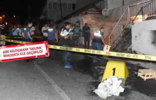 İzmir'de molotof kokteylli saldırı