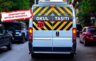 İzmir'de servis ücretleri için istenen zam...