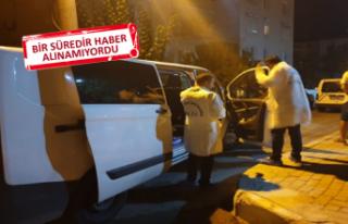 İzmir'de şüpheli ölüm: Kötü kokular gelince...