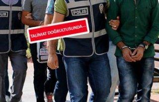 İzmir'de terör operasyonu! 9 Suriyeli gözaltına...