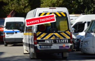 İzmir'deki okul servislerinin zam oranı belli...