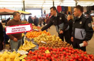 İzmir'in ilk 'gönüllü zabıta ekibi'...