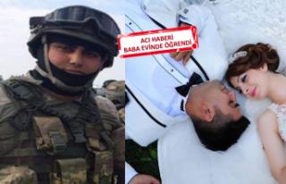 İzmir, şehidine ağlıyor: 9 gün sonra kızının...