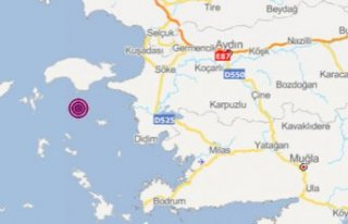 İzmir ve çevresinde peş peşe depremler