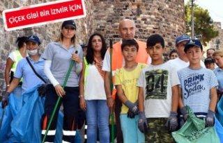 İzmir'de temizlik seferberliği başlıyor