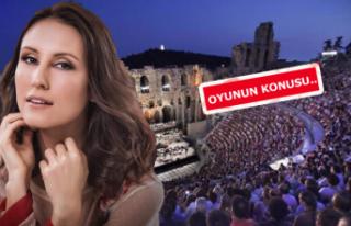 İzmirli Fide Atina'da barış için söyleyecek