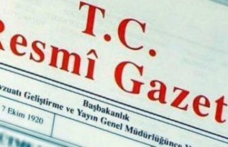 Jandarma Genel Komutanlığı atamaları Resmi Gazete'de