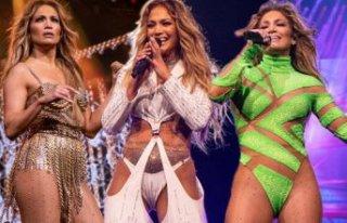 Jennifer Lopez o tatlının tarifini aldı!