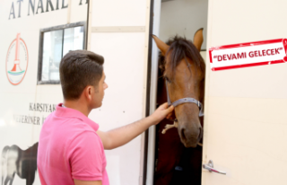 Karşıyaka şikayet üzerine harekete geçti: At...