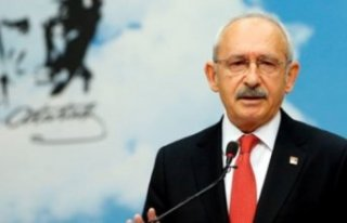 Kılıçdaroğlu: Milletimizin başı sağ olsun
