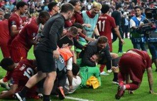 Liverpool, o taraftarı UEFA'ya şikayet etti!