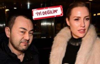 Serdar Ortaç'tan boşanma açıklaması!
