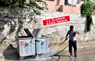 Temiz Bornova, temiz İzmir için seferberlik
