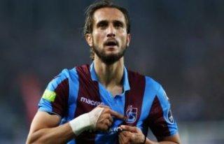 Trabzonlu Yusuf Yazıcı Lille'de