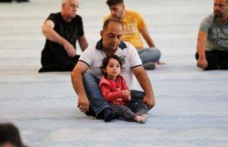 Türkiye'den Kurban Bayramı görüntüleri