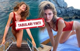 Victoria's Secret'ın ilk trans meleği!