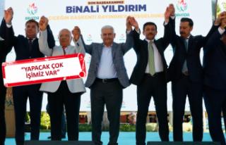 Yıldırım'ın İzmir mesaisi: Bayındır'ı...