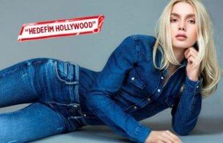 Aleyna Tilki yine iddialı konuştu: Hedefim Hollywood
