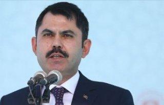 Bakan Kurum açıkladı: 5 yılda 1 buçuk milyon...