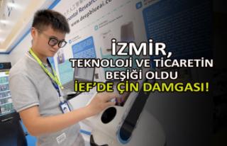 Çin Halk Cumhuriyeti teknoloji ve ticareti İzmir'e...