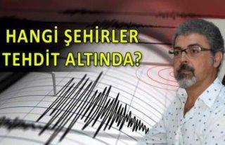 Deprem profesörü uyardı: O faylar her an kırılabilir!
