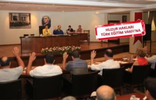 Efes Selçuk Belediye Meclisi'nden eğitime destek