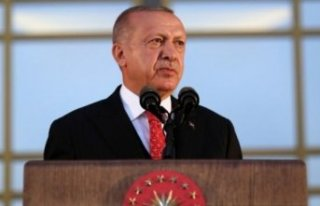 Erdoğan'dan törene katılmayan barolara tepki!
