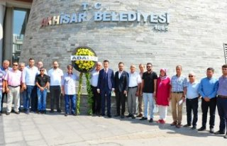 İYİ Parti'den CHP'ye siyah çelenk!