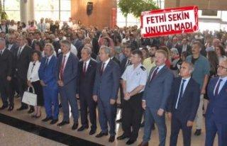 İzmir'de adli yıl, 15 Temmuz vurgusuyla açıldı