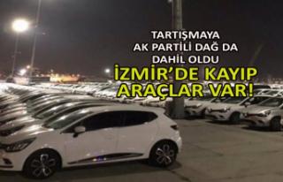 """İzmir'de kayıp araçlar var"""