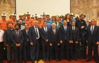 İzmir'de maden arama kurtarma yarışması yapılacak