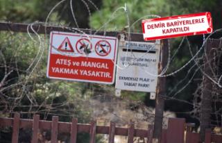 İzmir'in o plajında giriş çıkışlar yasaklandı