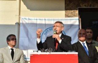 Kılıçdaroğlu: Aynı şeyi şimdi de söylüyorum,...
