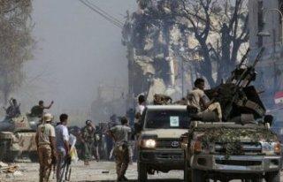 Libya duyurdu: Türkiye'ye ait 3 drone'u...