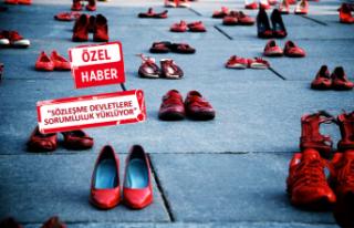 Şiddetin ilacı İstanbul Sözleşmesi
