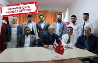 Suriyeliler TBMM'ye mektup gönderecek