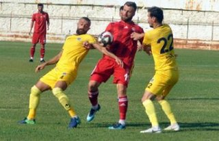Turgutluspor: 1 - Fatsa Belediyespor: 0