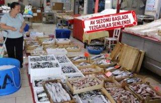 Yasak bitti, Foçalı balıkçının ve vatandaşın...