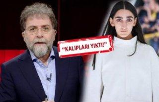 Ahmet Hakan'dan destek!