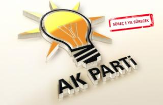 AK Parti'de kongre süreci start aldı
