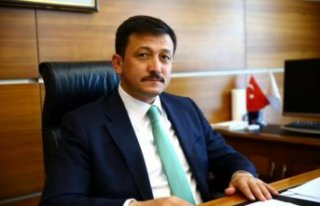 AK Partili Dağ'dan Barış Pınarı mesajı