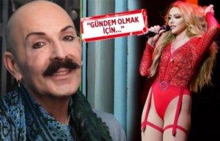 Cemil İpekçi'den olay yaratacak Hadise açıklaması!