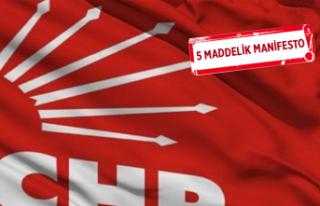 CHP Karşıyaka'da saflar netleşti